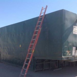 Baker 21,000 Gallon Mud Tank