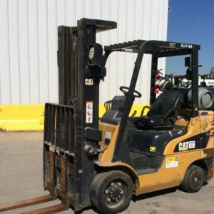 2011 Cat 2C6000 Cushion Tire Forklift