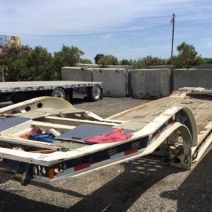 2015 Rackley T/A Removable Gooseneck Trailer