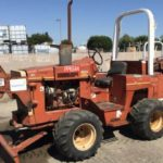 Ditch Witch 4010DD Trencher