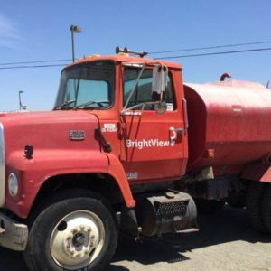 1983 Ford LN8000 S/A Water Truck