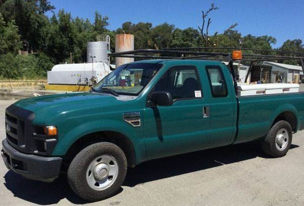 2008 Ford F-250 XL Super Duty Extended Cab Pickup