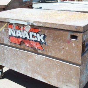 Lot of (5) Knaack Tool Boxes