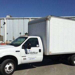 2003 Ford F-450 XL Super Duty Cargo Truck