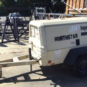 2005 Ingersoll-Rand P185WJD Air Compressor